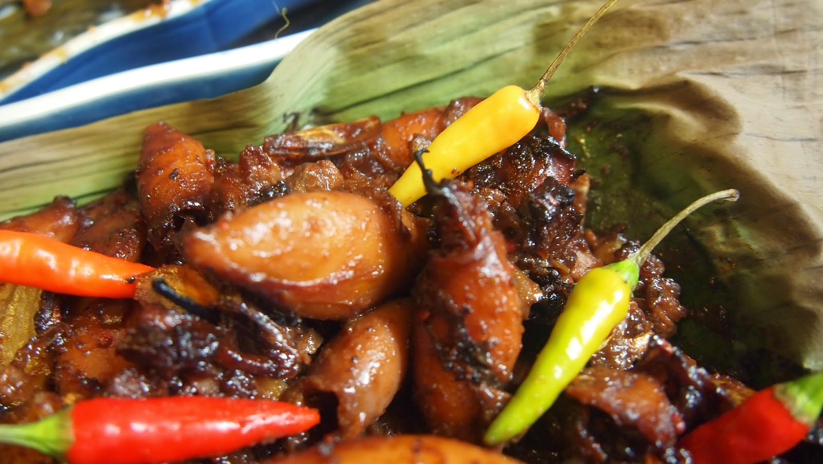 how to clean pusit for adobo