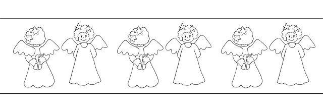 Cenefas infantiles para colorear de verano imagui - Cenefas decorativas para imprimir ...