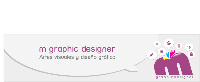 M graphic designer