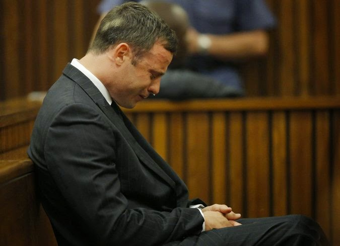 South African Oscar Pistorius gets away with murder