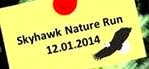 Skyhawk Nature Run Melaka 12 Jan 2014