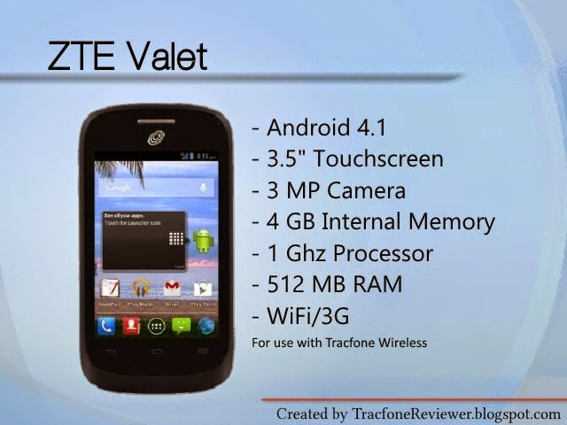 Android Tracfone smartphone list