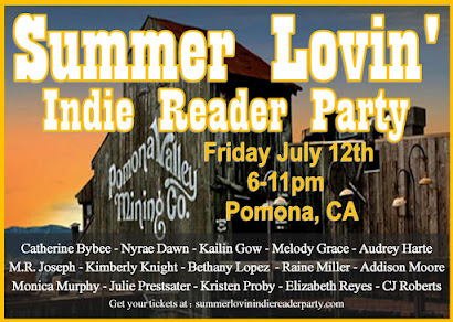 Summer Lovin' Indie Reader Party
