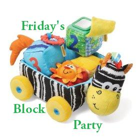 Friday Block Party