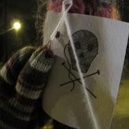Ninja knitters film