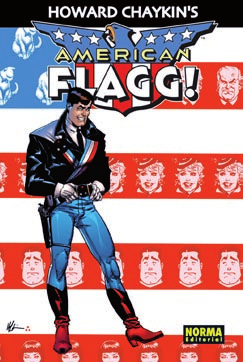 American Flagg - Howard Chaykin