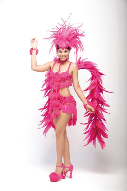 Srta. Colombia 2011-2012. Desfile en traje artesanal Guajira: Vanessa Carolina Choles Vidal
