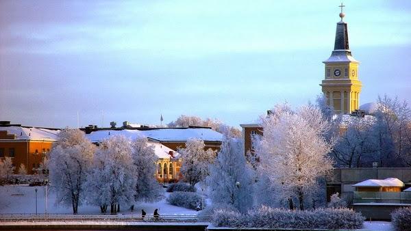 芬蘭聖誕老人村旅遊
