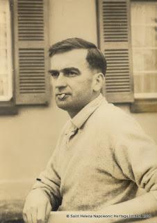 Gilbert Martineau entre 1957 et 1967 à Longwood