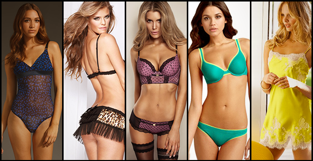 Lingerie In A Woman's Life