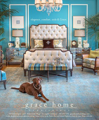 All Images Courtesy Of Grace Home Furnishings.