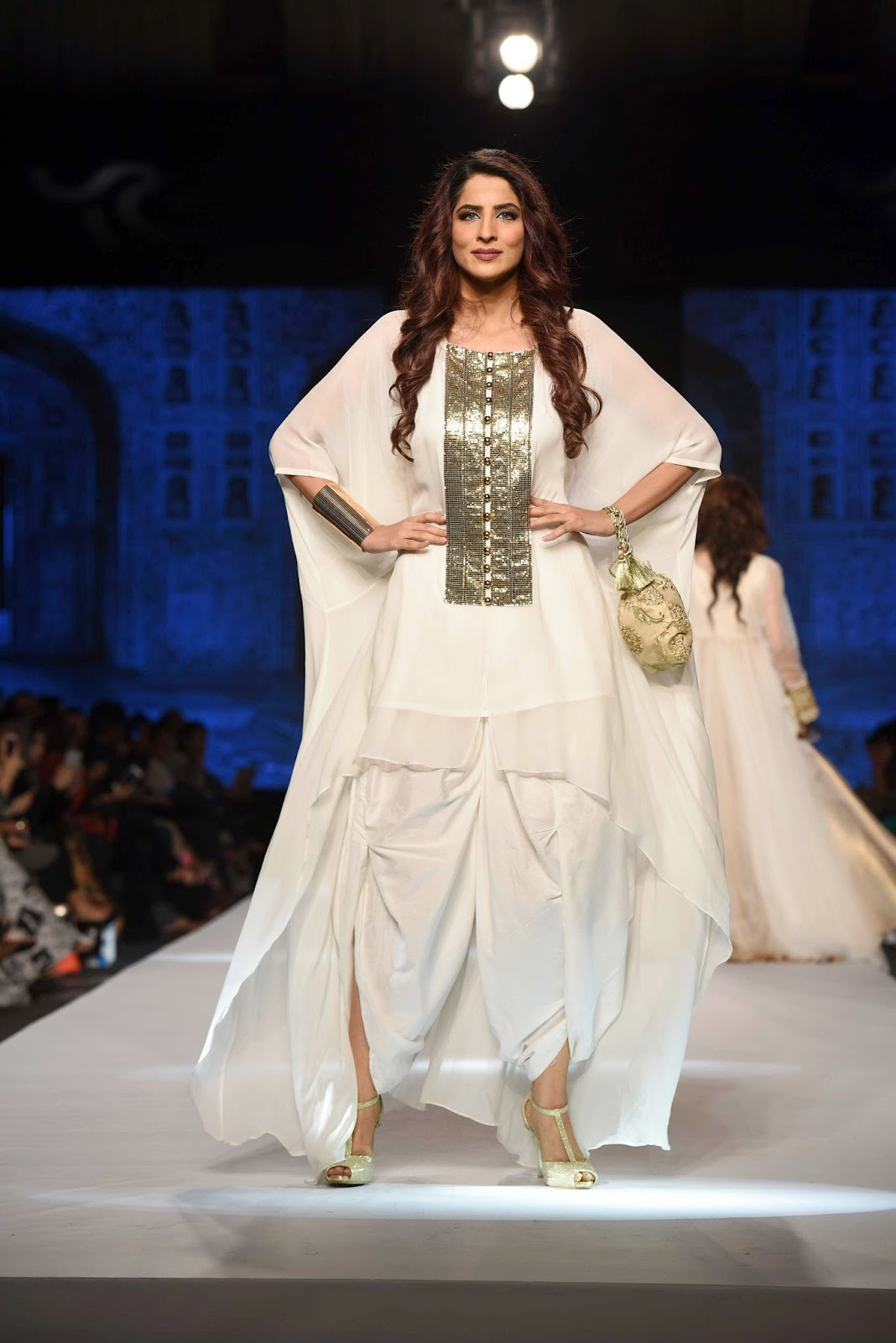 Gul Ahmed Telenor Fashion Pakistan Week 2015