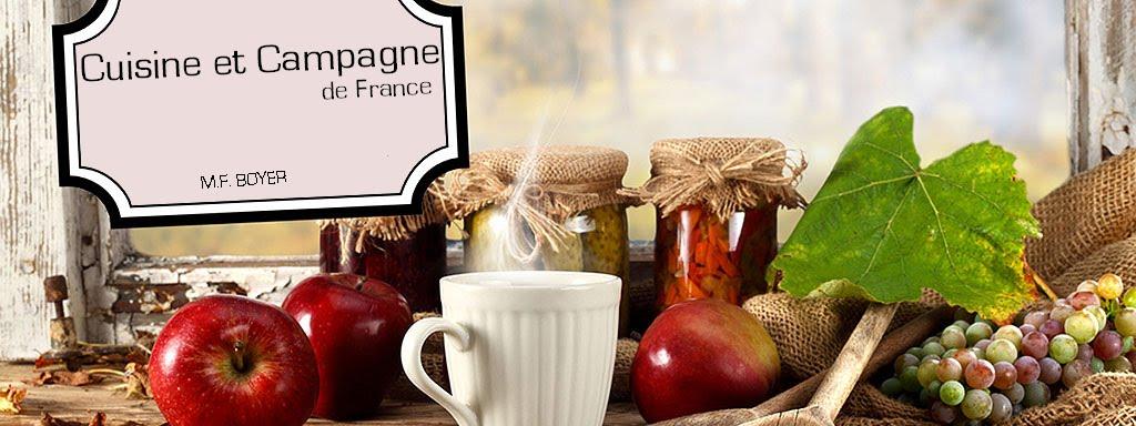 Cuisine et Campagne de France