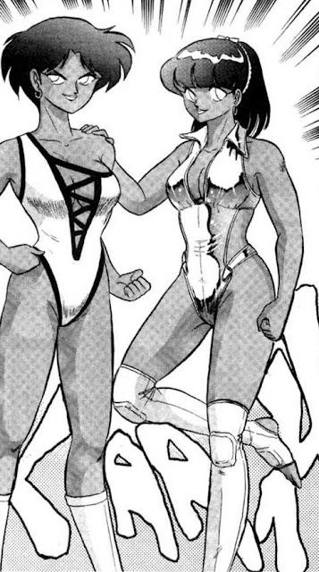 Female+wrestling+manga