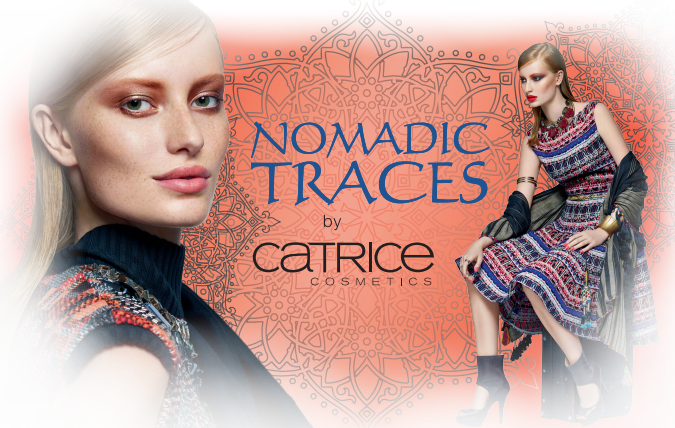 "Catrice LE ""Nomadic Traces"""