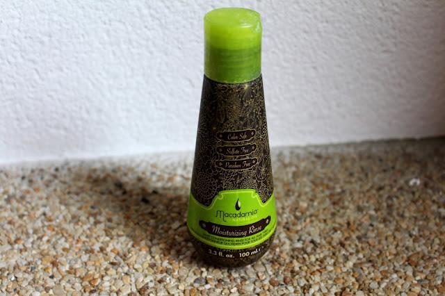 apres shampoing macadamia natural oil