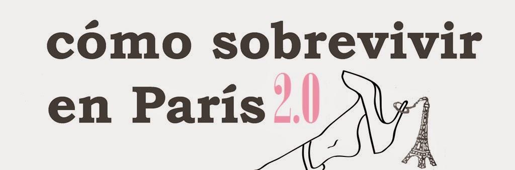 Cómo sobrevivir en París