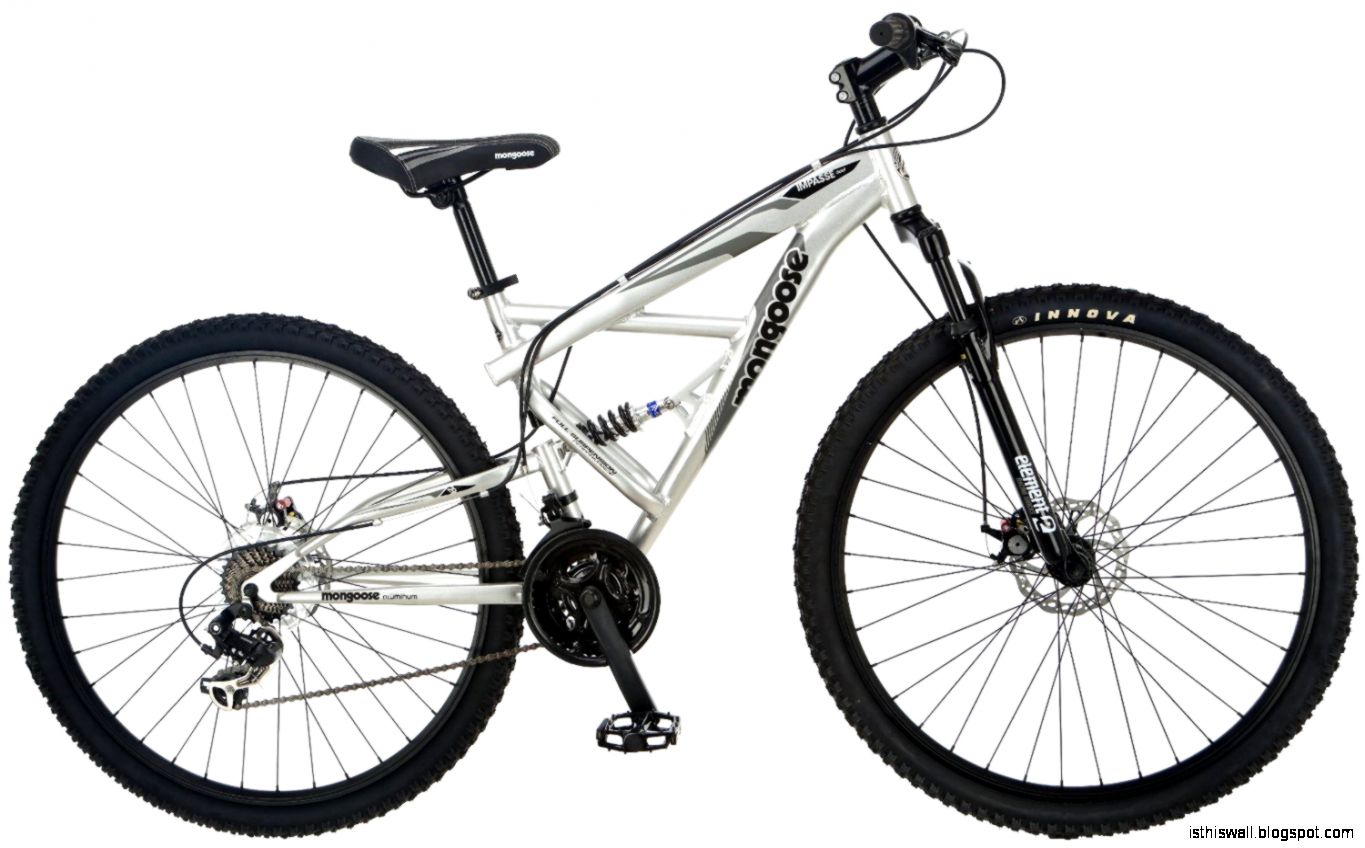Mongoose Full Suspension Mountain Bike