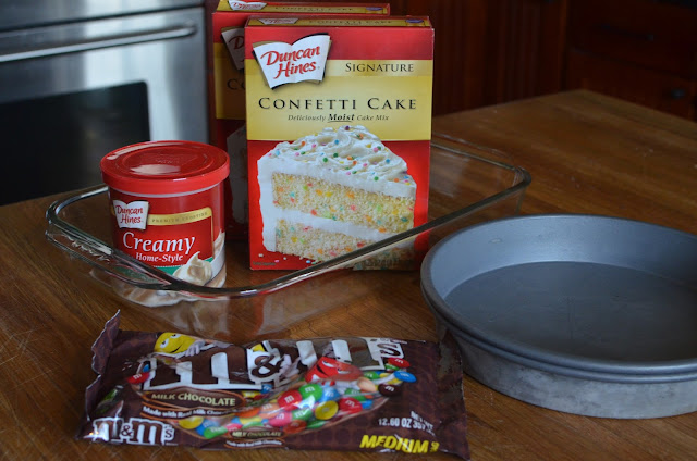 Cooking Time For Two Cake Mixes In One Pan