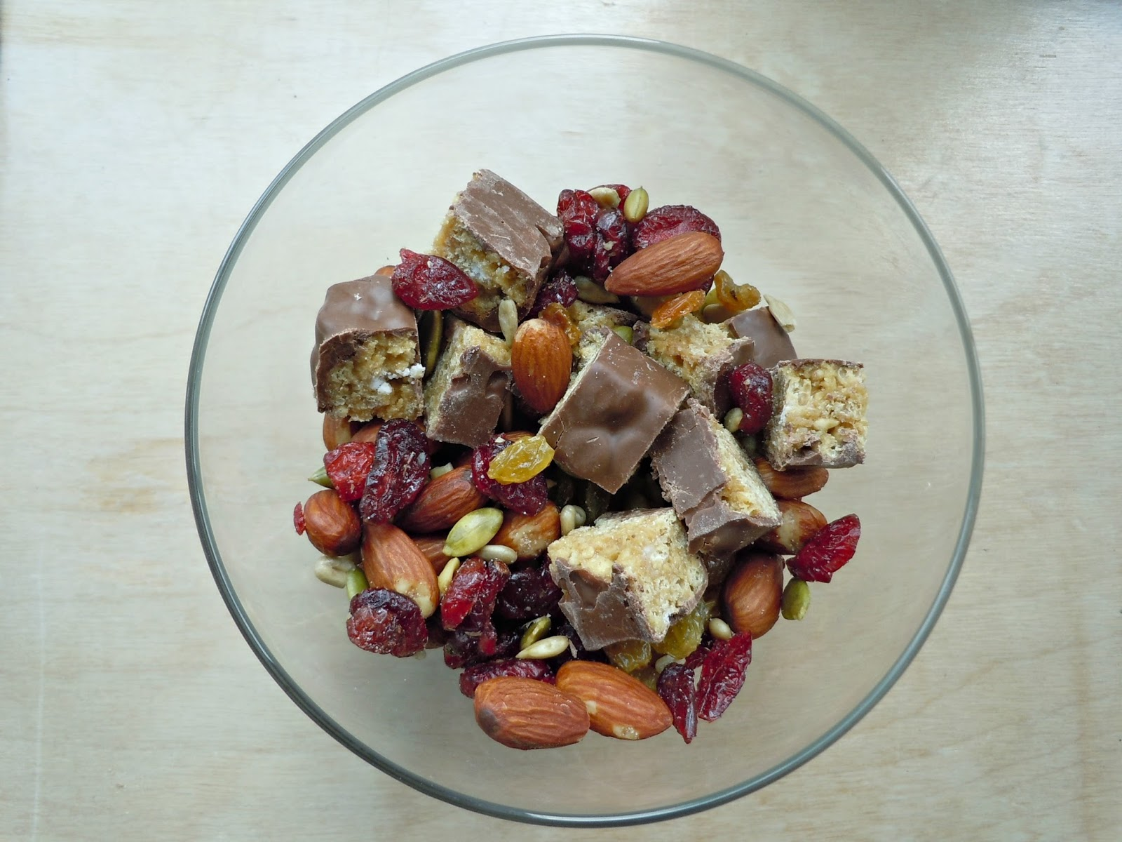 Life A Little Brighter High Protein Snacks Easy Trail Mix