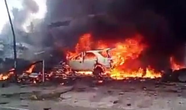 Ada Penumpang Sipil dalam Kecelakaan Pesawat Hercules C 130 di Medan