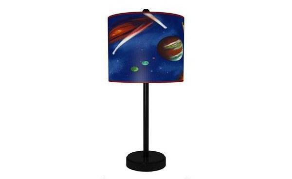 lampu meja lucu untuk kamar tidur anak rancangan desain