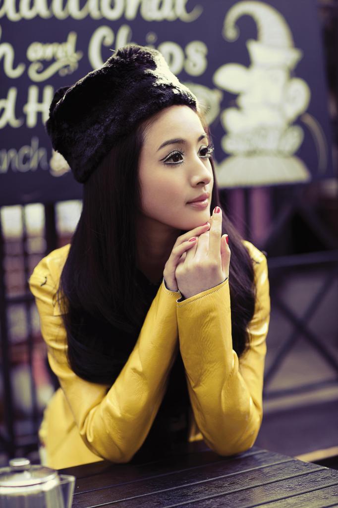 Ariel Lin Vogue