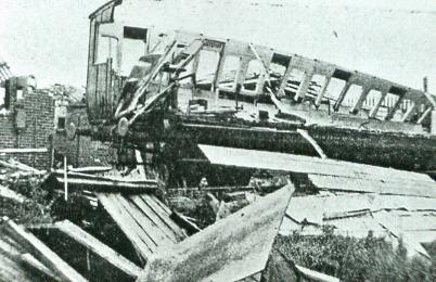 Bedenham Explosion 1950