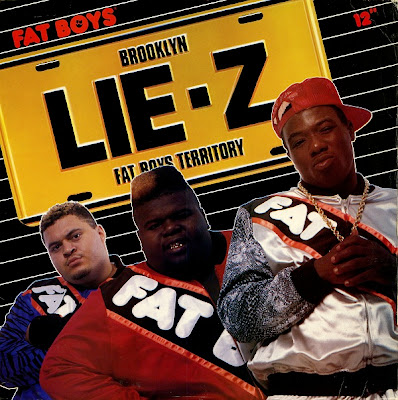Fat Boys ‎– Lie-Z (VLS) (1989) (128 kbps)