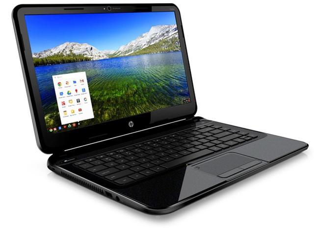 HP Pavilion 14 una laptop con Chrome OS