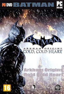 Free Download Batman Arkham Origins Cold Cold Heart Full Version PC Games