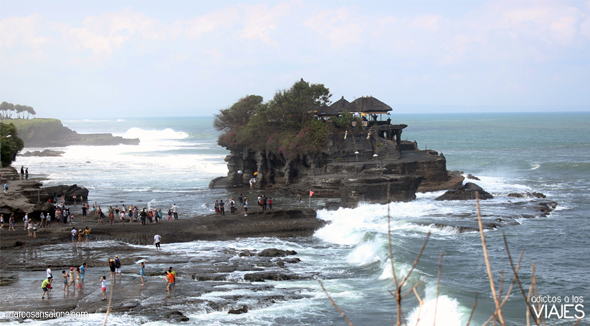Templo de Tanah Lot indonesia