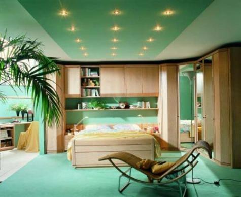 Dise os de techo para dormitorios decorar tu habitaci n for Disenos para decorar tu cuarto