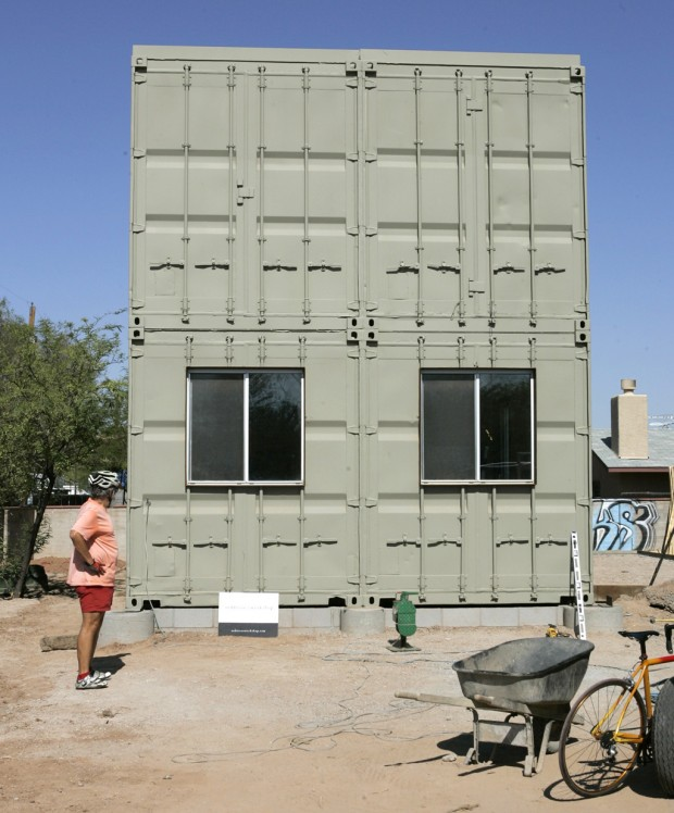 Shipping container homes upcycle living tucson arizona container home - Container homes arizona ...