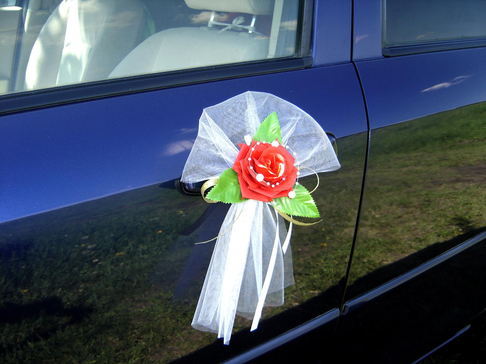Украшения на зеркалах машин своими руками 579
