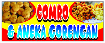 Download Contoh Spanduk Gorengan Cdr Karyaku