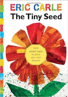http://www.amazon.com/Tiny-Seed-World-Eric-Carle/dp/1416979174/ref=sr_1_1?ie=UTF8&qid=1443649481&sr=8-1&keywords=the+tiny+seed