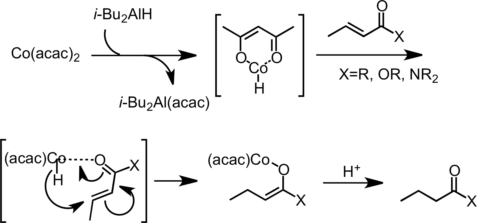 synthesis of co acac 3 Methoxybenzoyl hydrazone (h2smbhon) with coci26hp, co(no)26hp, co( ch3coo)24hp and co(acac)3 under varied reaction conditions.