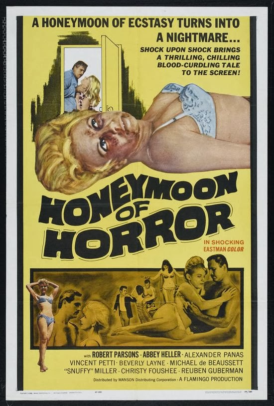 Honeymoon of Horror 1964