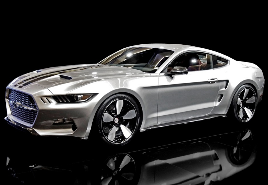 2015 Galpin Fisker Mustang Rocket Ford Car Review