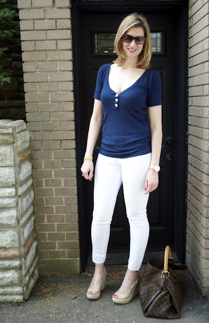 Mundane Mondays - Nautical Ease