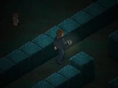 Shadow Tag walkthrough.