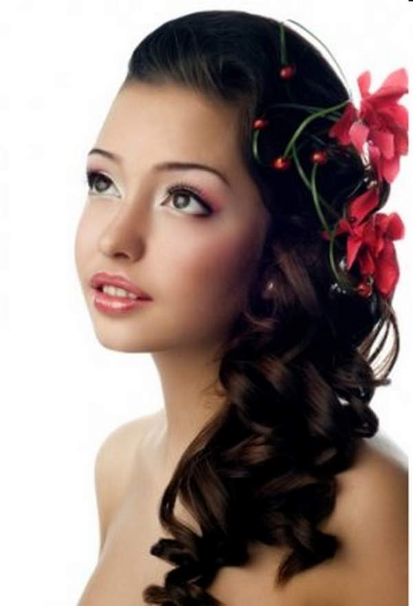 image caption: ... -side-prom-hair-style-homecoming-hairstyles-for ...