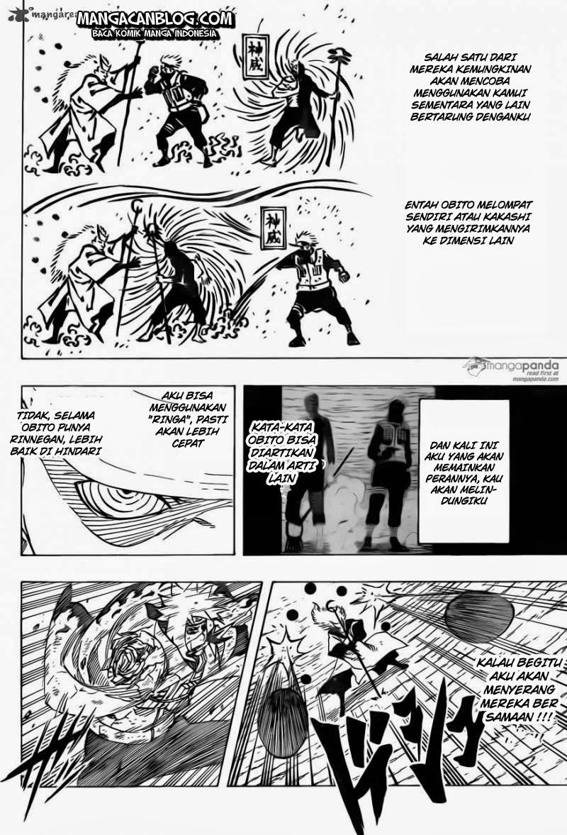 Komik Naruto 666 Bahasa Indonesia