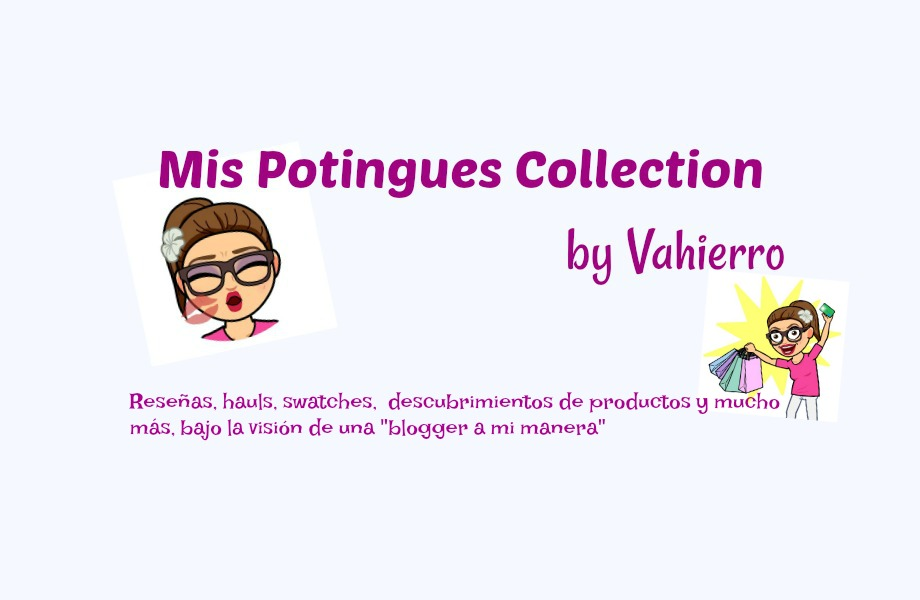 Mis potingues Collection by Vahierro