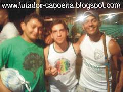 RODA DE CAPOEIRA NO QUILOMBO.