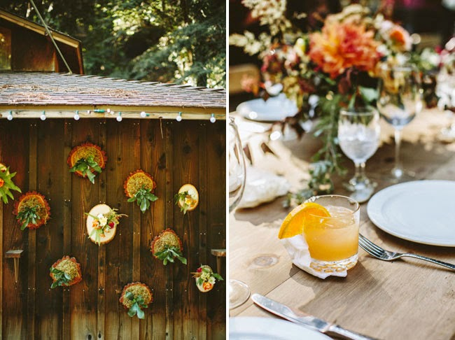 Nature Inspired Weddings