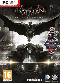 Batman Arkham Knight Inc All DLCs RePack by CorePack cover