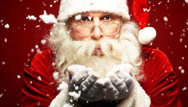 Top 5 curiosidades sobre Papai Noel