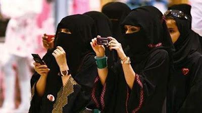 wisatawan turis muslim